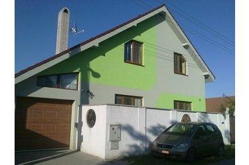 Slowakei Chata Bodíky, Exterieur