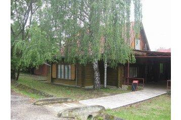Slowakei Chata Byšta, Exterieur