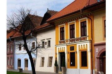 Slovacia Hotel Kežmarok, Exteriorul