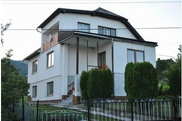 Slowakei Chata Kľak, Exterieur