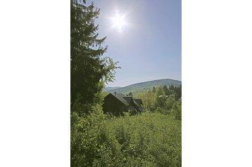 Słowacja Chata Oszczadnica / Oščadnica, Zewnątrz