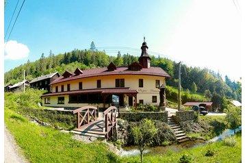 Slowakei Penzión Hnilčík, Exterieur
