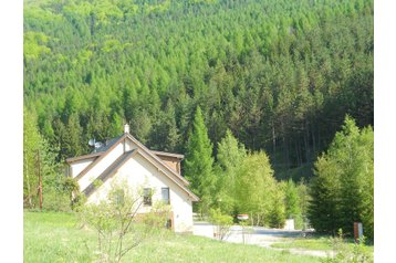 Slovacia Penzión Vrícko, Exteriorul