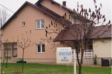 Chorwacja Byt Čatrnja, Zewnątrz