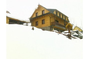 Slowakei Chata Oščadnica, Exterieur