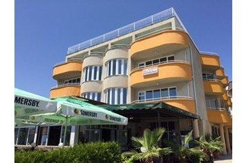 Bulharsko Hotel Ravda, Exteriér
