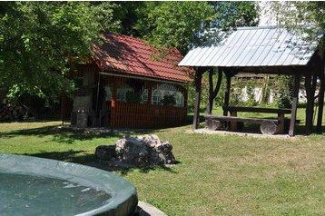 Slowakei Chata Záriečie, Exterieur