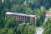 Hotel Sella Nevea Itálie