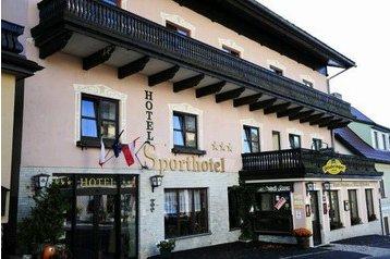 Rakousko Hotel Annaberg, Exteriér