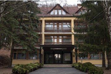 Maďarsko Hotel Salgótarján, Exteriér