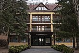 Hotel Salgótarján Ungarn