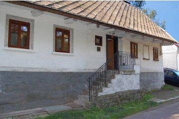 Česko Chata Stárkov, Exteriér