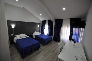 Albānija Hotel Shkodër, Eksterjers
