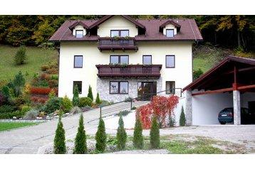 Slowakei Penzión Bystrá, Exterieur