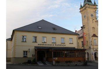 Tschechien Penzión Branná, Exterieur