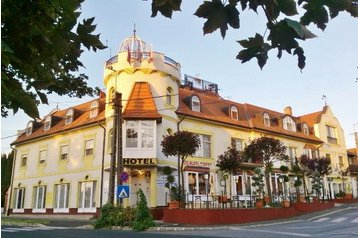 Maďarsko Hotel Fonyód, Exteriér