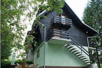 Chorvátsko Chata Vrbovsko, Exteriér
