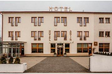 Slowakei Hotel Bardejov, Bartfeld, Exterieur