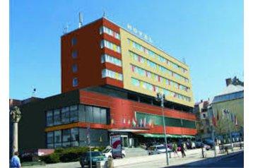 Česko Hotel Tábor, Exteriér
