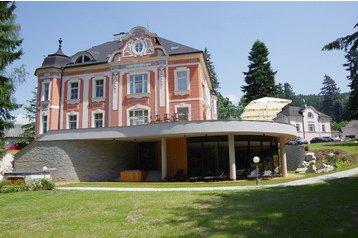Cehia Hotel Jeseník, Exteriorul