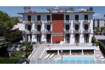 Taliansko Hotel Grado, Exteriér