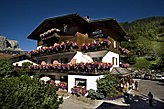Hotel Corvara in Badia Itálie