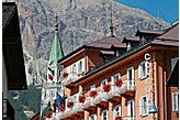 Hotel Cortina d'Ampezzo Itálie