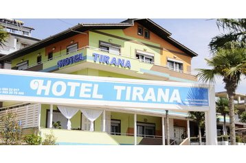 Albania Hotel Ksamil, Exteriorul