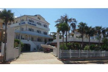 Albania Hotel Ksamil, Esterno