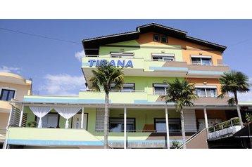 Albānija Hotel Ksamil, Eksterjers