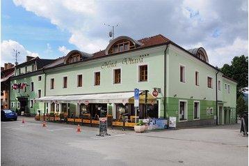 Tschechien Hotel Frymburk, Exterieur