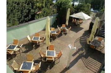Česko Hotel Frymburk, Exteriér