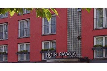 Německo Hotel München, Exteriér