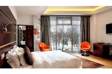 Polsko Hotel Białystok, Exteriér