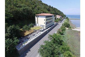 Slovenija Hotel Strunjan, Eksterier