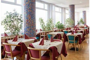 Slovinsko Hotel Strunjan, Exteriér