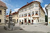 Hotel Radovljica Slowenien