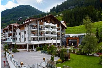 Rakousko Hotel Ischgl, Exteriér