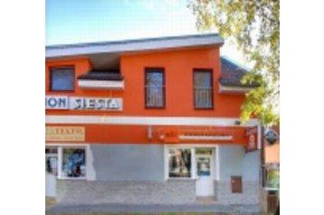 Slowakei Penzión Vráble, Exterieur