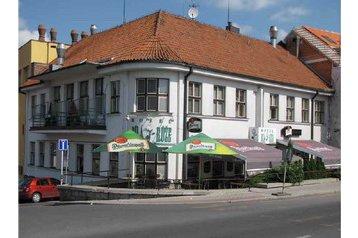 Česko Hotel Poděbrady, Exteriér