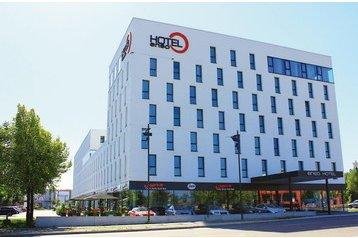 Německo Hotel Ingolstadt, Exteriér