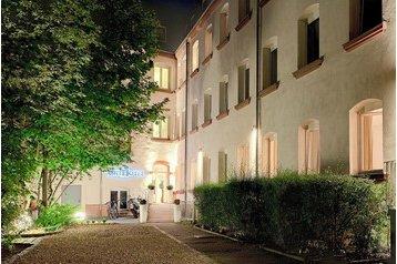 Německo Hotel Nürnberg, Exteriér