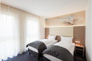 Německo Hotel Leipzig, Interiér