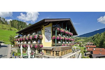 Rakousko Hotel Wagrain, Exteriér