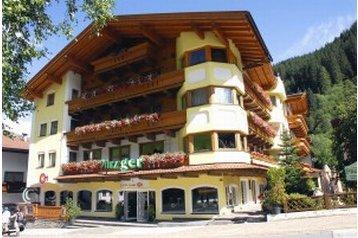 Rakousko Hotel Tux, Exteriér