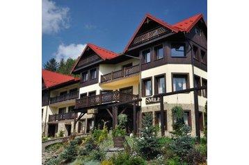 Poľsko Hotel Szczawnica, Exteriér