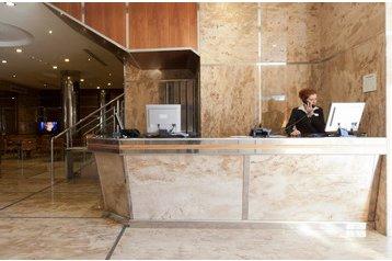 Španělsko Hotel Salamanca, Exteriér