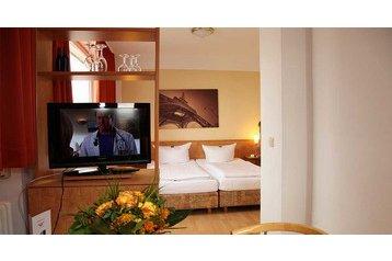 Německo Hotel Kassel, Exteriér