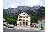 Hotell Log pod Mangartom Sloveenija