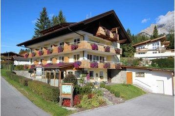 Rakousko Hotel Ehrwald, Exteriér